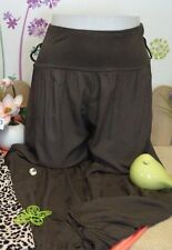 Pantalon fluide femme dans pantalons pour femme   eBay fe351655de4