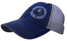Coastal Nomad logo baseball trucker cap Hat stand up paddle Kayak SUP navy lake