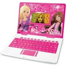 Oregon Scientific Barbie B-Smart Laptop Working Interactive Computer  TESTED