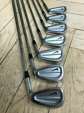 Nike Golf Irons - Miura Prototype Golf Irons 3-9 Tour Issue - Collectors - Rare