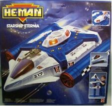 Starship Eternia Playset New Adventures Of He-Man Masters Of The Universe READ!