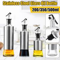 Essigspender Spender Essig Ölflasche Ölspender Dispenser mit Ausgießer **-