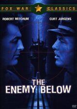 The Enemy Below [New Dvd] Widescreen