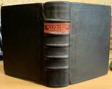 1616-1619 'Ainsworth's Annotations 'Genesis, Exodus, Leviticus & Numbers' Bible