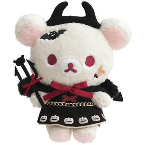 Korilakkuma Plush Doll San-X Japan Halloween 2021 Rilakkuma