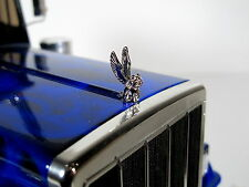 Hood Grill Ornament emblem Angel Pig Tamiya RC Toy 1/14 King Grand Knight Hauler