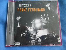 Franz Ferdinand – Ulysses Promo Domino – RUG314CDP UK CD single