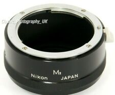 Nikon M2 Macro Extension Tube for Macro Photography / Close-Ups on NIKKOR Lenses