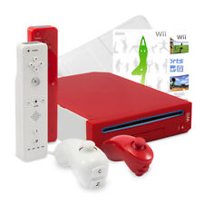Nintendo Wii Konsole + Sports + Fit + Balance Board + 2 Remotes + 2 Nunchuks