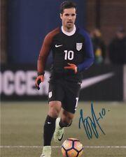 Team USA Benny Feilhaber Signed Autographed 8x10 Photo COA