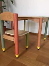 Tavolino e sedia Foppapedretti