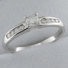 Goldsmiths Excellent Cut Fine Diamond Rings