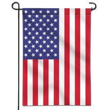 ANLEY USA United States Garden Flag Double Sided & Double Stitched 12.5 x 18 In