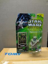 TOMY Japan Teebo Ewok Star Wars RARE Foreign Variant Power Jedi Case Fresh