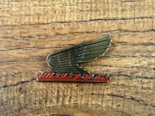 "HONDA MAGNA MOTORCYCLE VEST PIN ~1-1/4"" x 7/8"" LAPEL BADGE RIDER TIE JACKET BIKE"