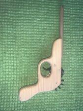 Wooden Elastic Band gun