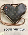 Authentic 2020 Limited Edition Louis Vuitton Game On Coeur Heart Bag