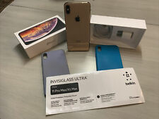 New ListingApple iPhone Xs Max - 64Gb - Gold (Unlocked) - Accessories Included