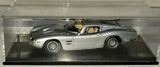 Spark Models 1/43 Silver Iso Grifo A3C 1964 Black Boxed #SPBI01
