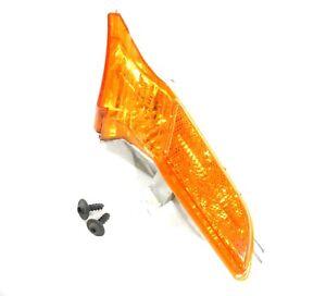 2008-2010 PORSCHE CAYENNE (957) RIGHT PASSENGER BUMPER TURN SIGNAL MARKER LIGHT