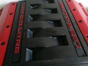Genuine HSV Holden engine cover