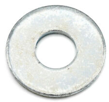 "Flat Washers Zinc Plated Steel USS Inch Standard Washers - Sizes 3/16"" - 3"""