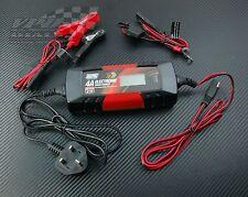 Battery 6/12v Electronic trickle charger Car Camper Van Caravan motorhome