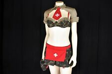 Leg Ave SEXY 5pc Military CAMO Army NURSE Adult Costume S/M