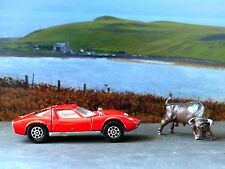 Corgi Toys Whizzwheels 342 Lamborghini P400GT Muira with original bull