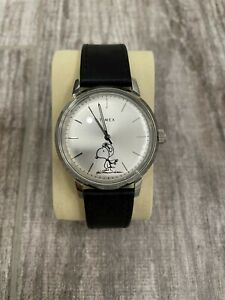 Timex Marlin Automatic x Peanuts Snoopy Flying Ace 40mm Limited Edition Watch
