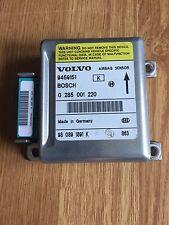 Volvo V70 S70 C70 850 Airbag Steuergerät Bosch 0285001220
