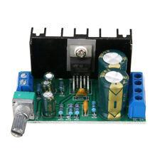 More details for uk dc 12-24v tda2050 mono channel audio power amplifier amp board module 5w-120w