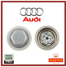 Audi New Locking Wheel Nut Key Bolt Letter E '805' UK Fast and Free