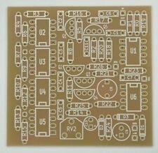 PHASE 90 PCB for DIY guitar effect pedal