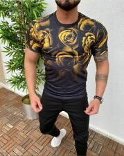 Bodybuilding Sport Pattern Boy sports Tops Personality Graphic Simple Clothing