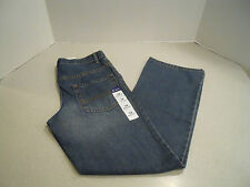 The Children's Place Bootcut Adjustable Waist Medium Stone Jeans Boy's Size 14