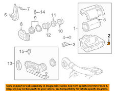 GM OEM Air Cleaner Intake-Air Cleaner Clip 25043286