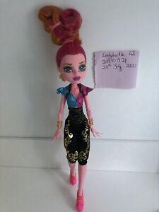 Monster High 13 Wishes Gigi Grant Doll VGC