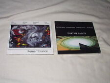 LOT of Free Jazz CD's NEW Joe McPhee/Bisio/Boni  Port of Saints+Remembrance