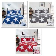 All Stars Converse Style Duvet Cover Reversible Boys Girls Bedding Set #FREE P&P