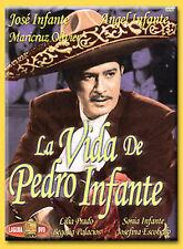 La Vida de Pedro Infante DVD