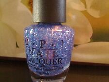 OPI KATY PERRY LAST FRIDAY NIGHT NAIL LACQUER HOLO BLUE SHIPS TODAY WORLDWIDE