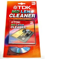 TDK MINI DISC Laser Lens Cleaner Disc-NUOVO