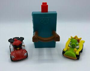 Bird Pig Karts & Launcher Original Parts Angry Birds Go! Pirate Pig Attack Game