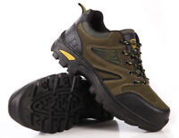 Mens Outdoor Non-slip Shoes Waterproof Athletic Climbing Hiking Breathable Boots