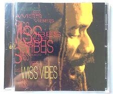"Israel Vibration ""Wiss Vibes"" CD Ras Records (2000) Roots Reggae New/Sealed Rare"