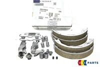 NEW GENUINE MERCEDES BENZ MB C CLASS W204 REAR HAND BRAKE SHOE KIT A0044208620