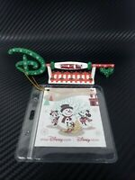 Disney Official Christmas Holiday Key Display Stand 3D Print