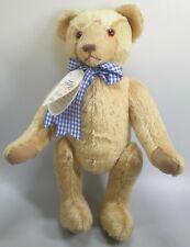 limitierter HELGA SCHEPP Teddy / Teddybär JOHANN;  39 cm
