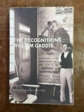 The Recognitions Willliam Gaddis